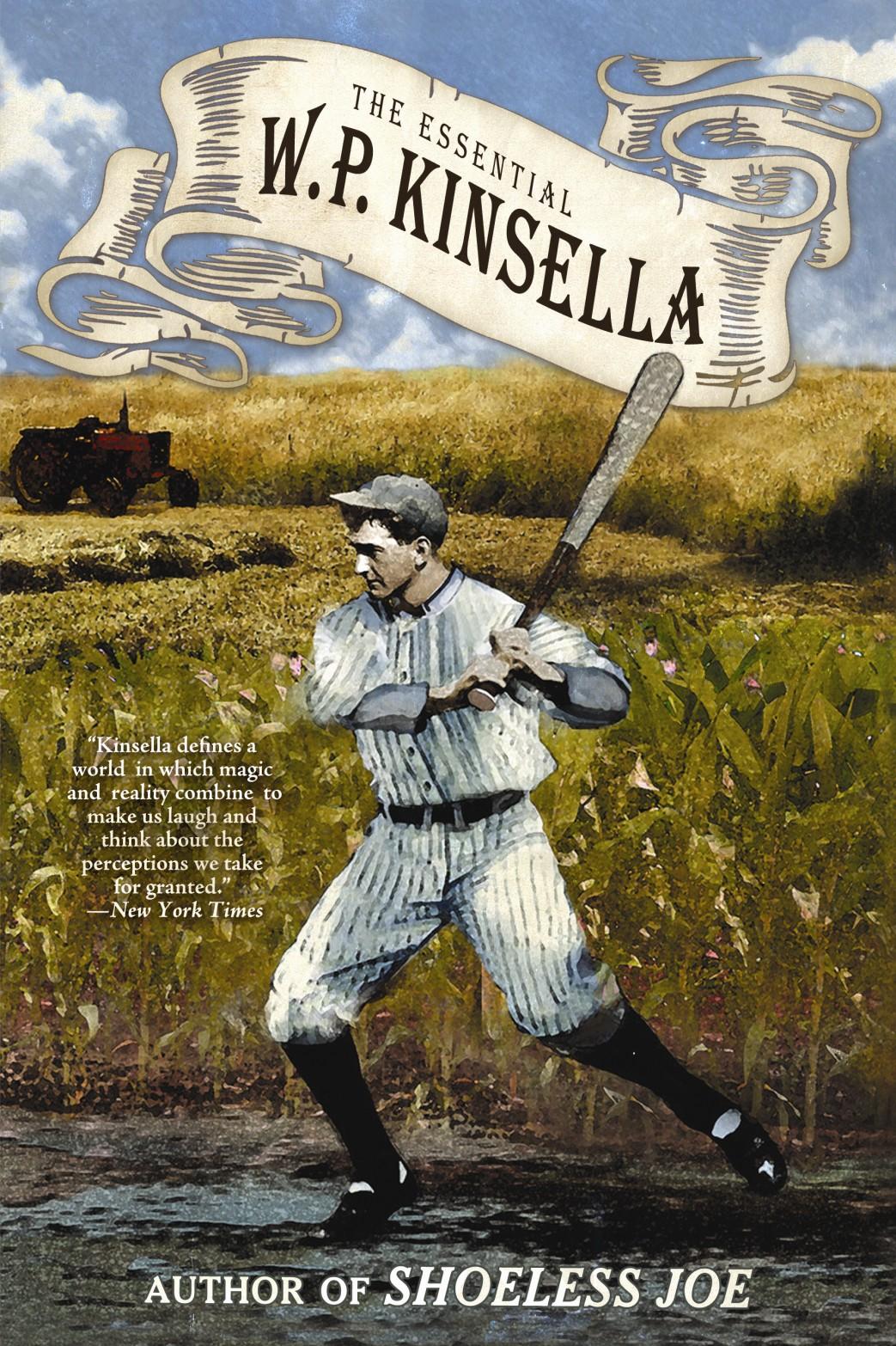 The Essential W.P. Kinsella Cover